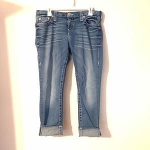 True Religion Boyfriend Jeans | Size 29